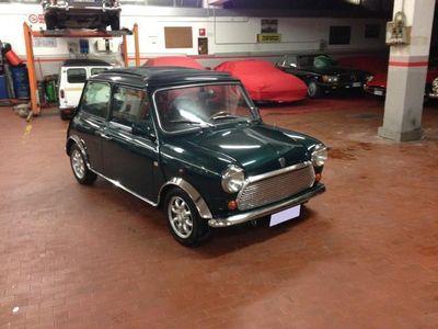 brugt Mini 1300 BALMORAL GREEN AUTOVETTURA INTERESSE STORICO