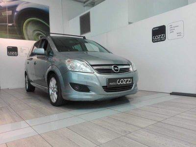 usata Opel Zafira 2ª serie 1.7 CDTI 110CV ecoFLEX Cosmo 7 POSTI