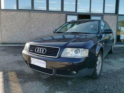 usata Audi A6 2.5 V6 TDI/180 CV cat Avant quattro