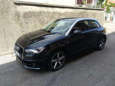 usata Audi A1 1.6 TDI 105 CV Ambition s-line ext.