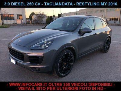 usado Porsche Cayenne 3.0 Diesel 250 CV NAZIONALE