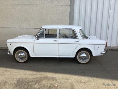 second-hand Fiat 1100D modelloanno 1964
