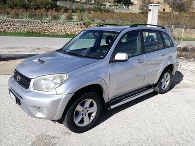 usata Toyota RAV4 RAV 4D4D 2.0 16V SOL 5 Porte
