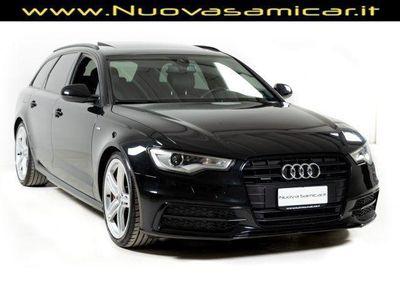 brugt Audi A6 AVANT 3.0 TDI BITURBO 313 CV 2X S-LINE QUATTRO