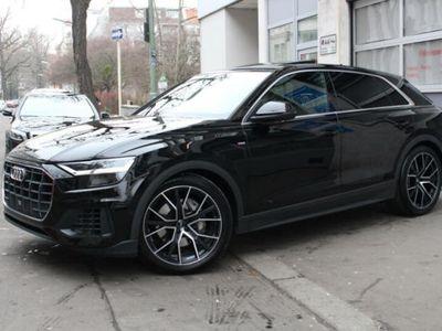 usata Audi Q8 TDI S LINE S-TRONIC PELLE NAVI BIXENON KAMERA PDC