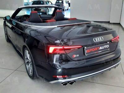 usata Audi S5 Cabriolet 3.0 TFSI quattro tiptronic PRONTA CONSEGNA Benzina