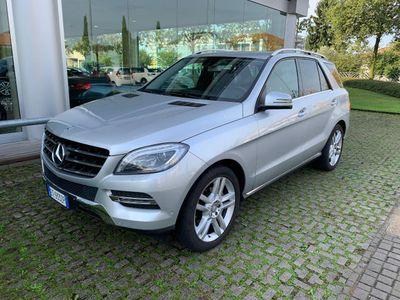 usata Mercedes ML350 D BLUETEC 4MATIC 258CV EURO 6 SPORT
