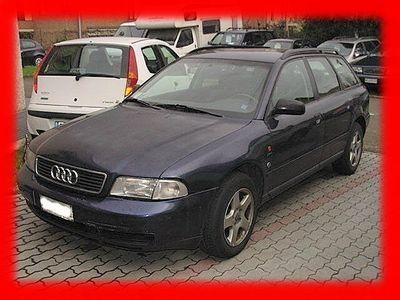 usata Audi A4 1.8 Avant benzina