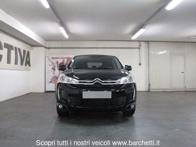 usata Citroën C4 Aircross 1.6 HDi 115 Stop&Start 2WD Exclusive