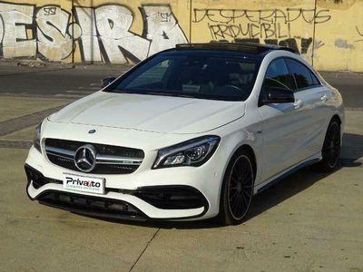 usata Mercedes CLA45 AMG CLA4Matic