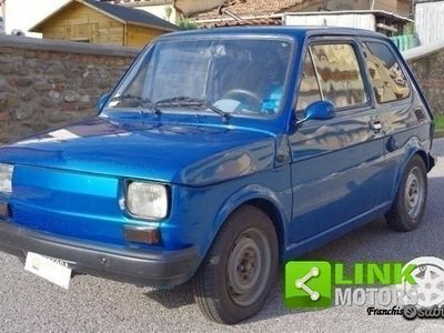 usata Fiat 126 650 Personal 4 - Anno 1981 - Restaurata