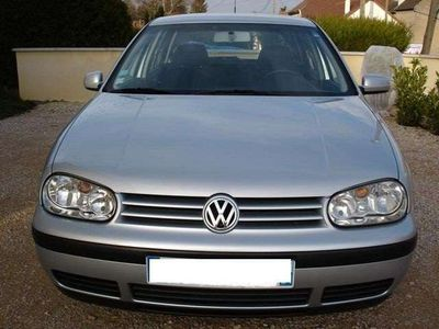 usata VW Golf IV tdi 110