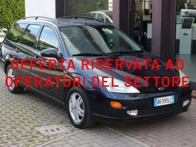 usata Ford Focus 1.8 TDDI CAT SW GHIA DEL 2001