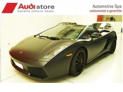usata Lamborghini Gallardo Gallardo5.2 V10 LP560-4 Spyder