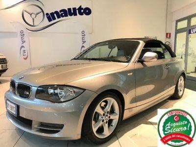 usata BMW 123 Cabriolet d eletta diesel