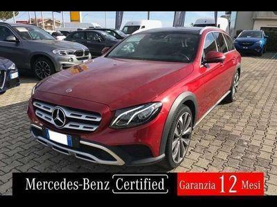 usata Mercedes E220 (W/S213) 220d S.W. 4Matic Auto Premium All-Terrain