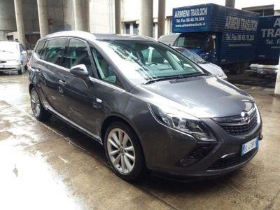 gebraucht Opel Zafira Tourer 2.0 CDTI 7 ELECTIVE AUTOM 165 CV