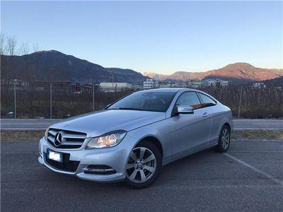 usata Mercedes C220 coupe cdi Avantgarde (BlueEff)
