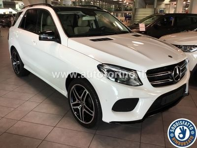 second-hand Mercedes GLE350 CLASSE GLEPremium 4matic auto