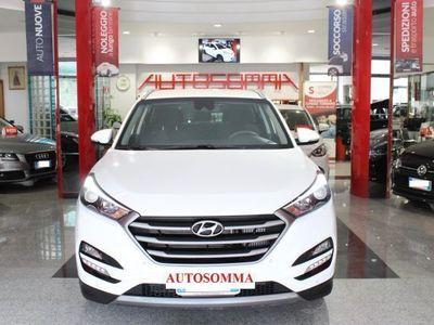 brugt Hyundai Tucson 1.7 CRDi DCT XPossible AUTOMATICA
