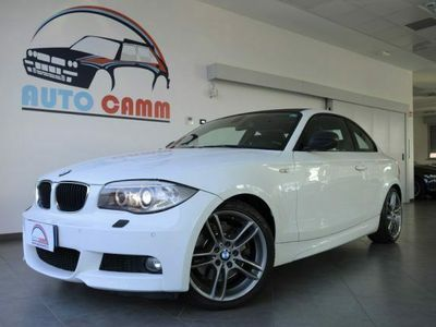 usata BMW 123 Coupé d Msport Aut. Unicoproprietario