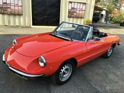 """usata Alfa Romeo 2000 """"Duetto""""Spider Veloce - 1982"""