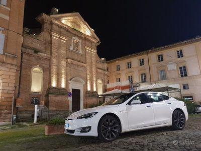 usata Tesla Model S 90D Supercharger GRATIS in GARANZIA
