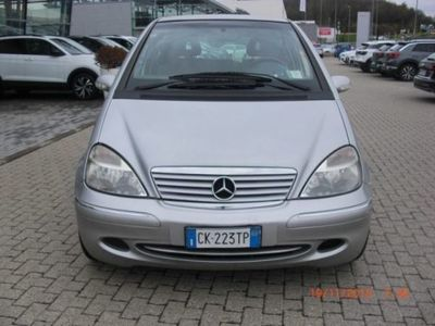 usata Mercedes A140 cat Elegance clima