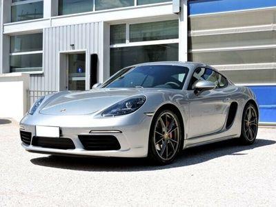 usata Porsche 718 Cayman CaymanS