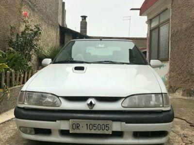 usata Renault 19 16v cabrio