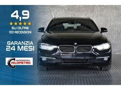 brugt BMW 318 d Touring Luxury