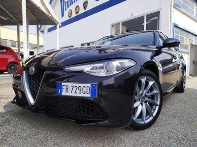 usata Alfa Romeo Giulia Veloce 2.2 Turbodiesel 210 CV AT8 AWD Q4