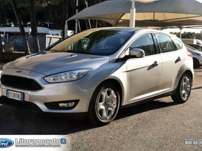 usata Ford Focus 1.5 TDCi 120 CV Start&Stop Plus