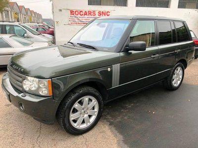 brugt Land Rover Range Rover 3.6 TDV8 Vogue SE