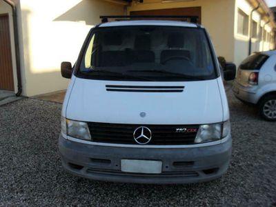 usata Mercedes Vito 110 CDI cat Furgone
