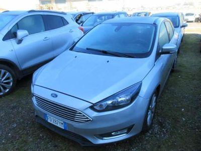 brugt Ford Focus 1.5 TDCI 120CV 6M. E6 SS TITANIUM ( CRUISE - NAVI)