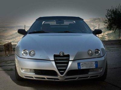 usata Alfa Romeo Spider 2.0 jts rara