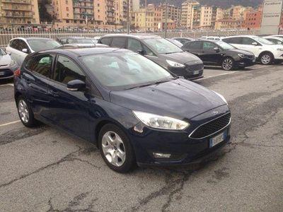 brugt Ford Focus 1.0 EcoBoost 100 CV Plus