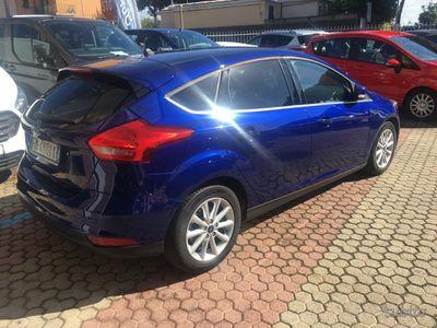 brugt Ford Focus 1500 tdci 120hp Titanium
