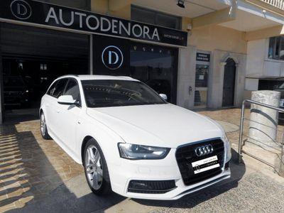 usata Audi A4 Avant 2.0TDI190CV mul quattro S LINE,PELLE,NAV,XEN