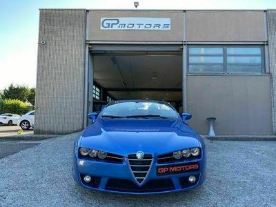 usata Alfa Romeo Spider 2.2 JTS 1PROPRIETARIO ! SOLO 40000KM ! BLU SPECIAL