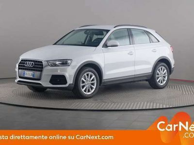 usata Audi Q3 2.0 Tdi 110 kw S Tronic Business