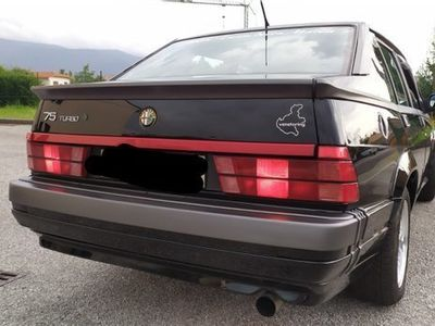 usata Alfa Romeo 75 1.8 turbo Quadrifoglio Verde - 1990