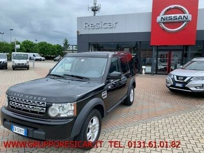 usata Land Rover Discovery 4 2.7 TDV6 HSE