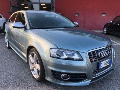 usata Audi S3 2.0 TFSI 94500 KM UNIPRO EXCLUSIVE GARANTITA