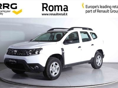 usata Dacia Duster 1.5 dCi 8V 110 CV Start&Stop 4x2 Essential