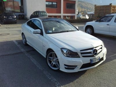 usata Mercedes C220 CDI Coupé Avantgarde BlueEfficiency