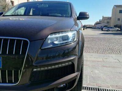 usata Audi Q7 Q7 3.0 TDI 272 CV quattro tiptronic Sport Plus