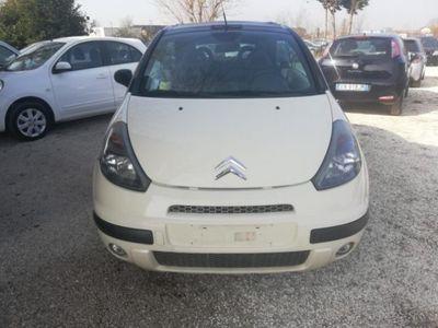used Citroën C3 Pluriel 1.4 HDi 70CV rif. 10429935