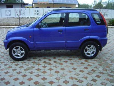 usata Daihatsu Terios 1.3i 16v 4wd Db Usato